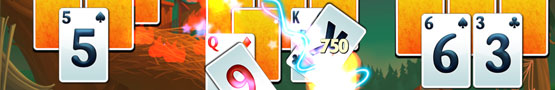Solitaire online hry - Power-Ups in Solitaire Games