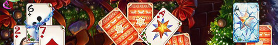 Игры солитер онлайн - Solitaire Games for the Yuletide Season