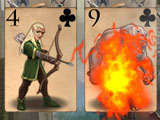 Legends of Solitaire: Curse of the Dragons Fire!
