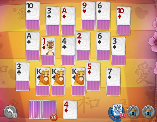 Try Solitaire Chronicles