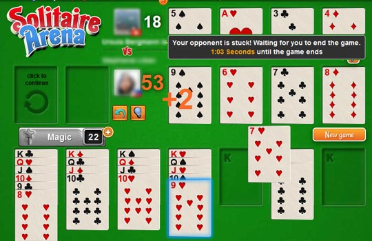 Set the Pace and Dominate Solitaire Arena