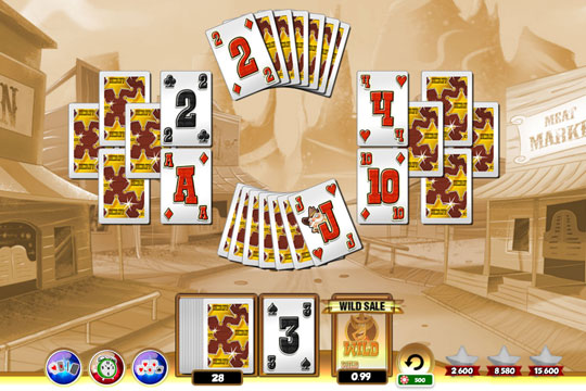 Enjoy the Brilliant Solitaire Buster