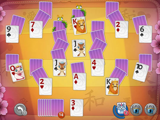 Have fun in Solitaire Chronicles