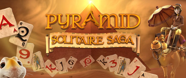 Solitaire Saga - Unravel an Ancient Mystery!