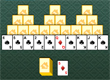 Peaks Solitaire game