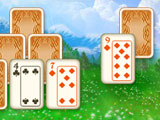 Three Towers Solitaire Gameplay