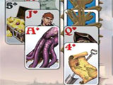 Gameplay for Seven Seas Solitaire