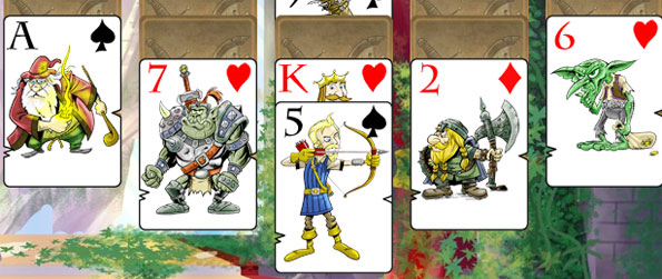 Legends of Solitaire: The Lost Cards - Save the world on an epic solitaire adventure.
