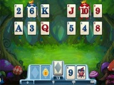 Play Solitaire in Wonderland