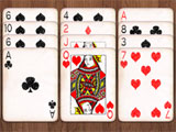 Pasjans Solitaire 40 Thieves