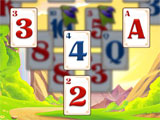 Gameplay for Solitaire Story