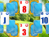 Gameplay for Strike Solitaire 2: Seaside Season