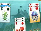 Gameplay for Atlantic Quest Solitaire