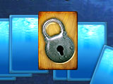 Mystery Solitaire Secret Island Locks and Keys