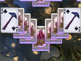 Gameplay for The Far Kingdoms: Age of Solitaire