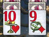 The Far Kingdoms: Age of Solitaire Gameplay