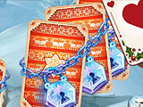 Lapland Solitaire Locked Cards
