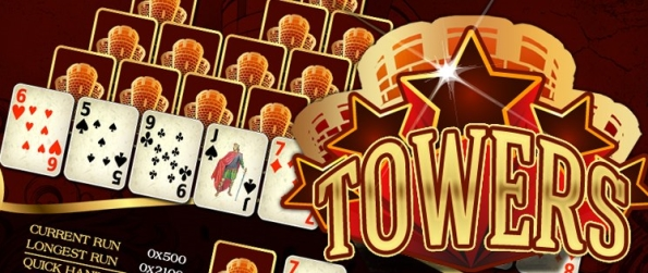 Towers - Plunge Into The Amazing World Of Solitaire!