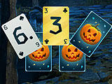 Solitaire Game: Halloween Special Cards