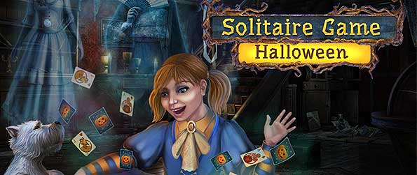 Solitaire Game: Halloween - A different taste of your favorite casual game with spooky treats all over its 120 challenging levels to beat.