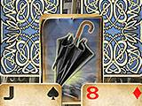 Weather Key Cards in Solitaire Mystery: Four Seasons