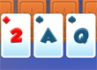 Solitaire Skies game
