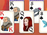 Gameplay for Nordic Storm Solitaire