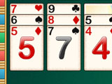 Solitaire Wonders Alternate Card Color Sequencing