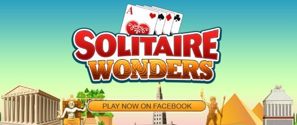 Solitaire Wonders - Get racked up against thousands of participating Solitaire players across the network and battle it out over the solitaire puzzles and determine who can excel over the given challenge.