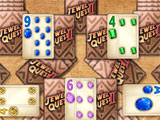 Jewel Quest Solitaire 2 Gameplay