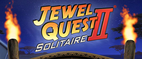 Jewel Quest Solitaire 2 - Enjoy this unique and fun filled solitaire game that you can't miss out on.