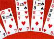 Open Crescent Solitaire game