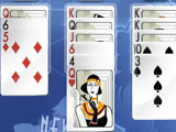 Reveal Help Button in World Class Solitaire