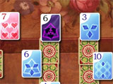 Gameplay for Heartwild Solitaire: Book Two