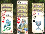 The Chronicles of Emerland Solitaire Gameplay