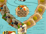Solitaire Egypt Heart Level