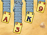 Pirate Solitaire 3 Key Cards to Obtain