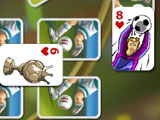 Soccer Cup Solitaire Fun Game