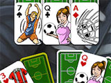 Gameplay for Soccer Cup Solitaire