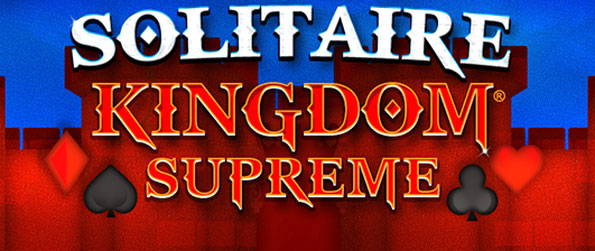 Solitaire Kingdom Supreme - Test your skills and strategic sense of play in this very challenging Solitaire game.