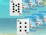 Solitaire Beach Season Fun Pattern