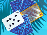 Gameplay for Solitaire Beach Season