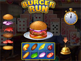 Chef Solitaire USA Burger Run Mini Game