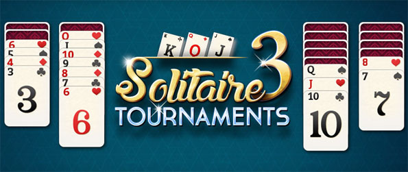 Solitaire 3 Tournaments - Engage into a competitive match of solitaire in real time.