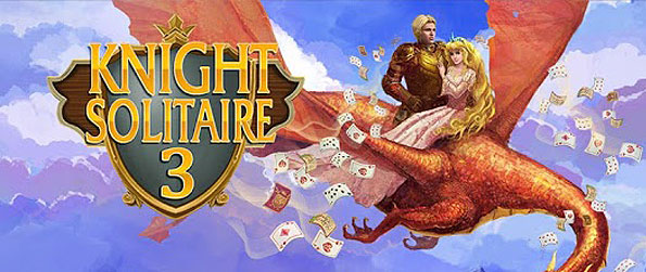 Knight Solitaire 3 - Rescue the beautiful princess from her prison in the dark tower as you open the castle's enchanted doors - completing a total of 120 levels in Knight Solitaire 3.