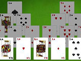 Golf Solitaire in Solitaire 220 Plus
