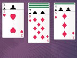 Simple Solitaire gameplay