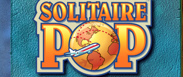 Solitaire Pop - Experience a different kind of Solitaire with this exciting game.
