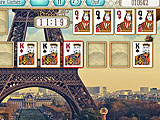 Completing a Session in Paris Solitaire