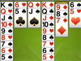 Solitaire: Pharaoh making progress
